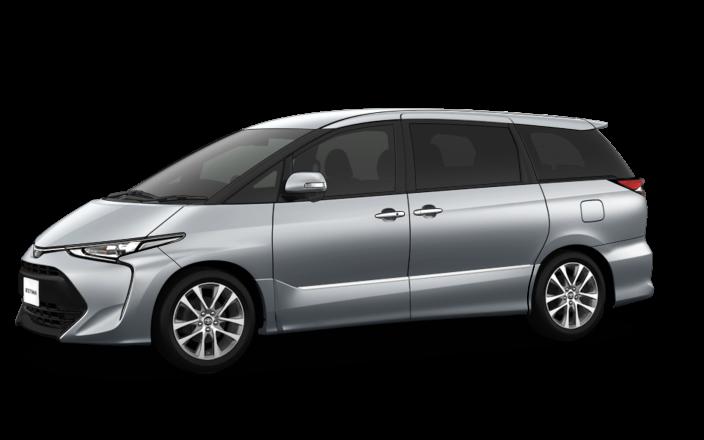トヨタ エスティマ(新車)の詳細情報