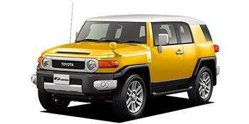 トヨタ FJクルーザー(新車)の詳細情報