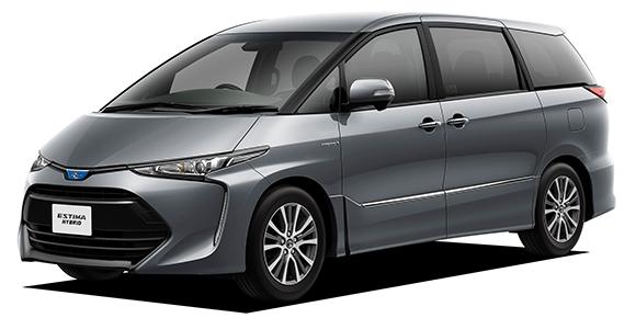 トヨタ エスティマハイブリッド(新車)の詳細情報