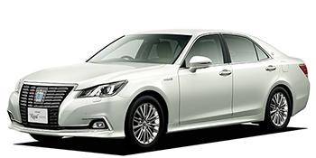 トヨタ クラウンロイヤルハイブリッド(新車)の詳細情報