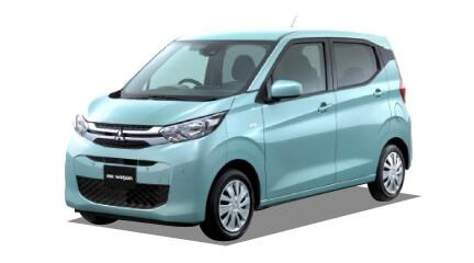 三菱 ekワゴン(新車)の詳細情報