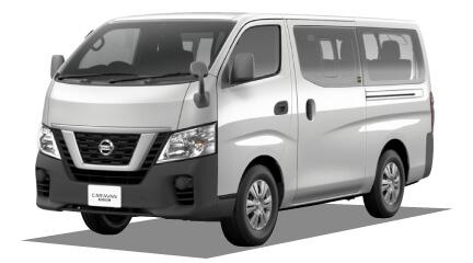 日産 NV350キャラバンワゴン(新車)の詳細情報