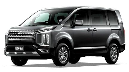 三菱 デリカD5(新車)の詳細情報