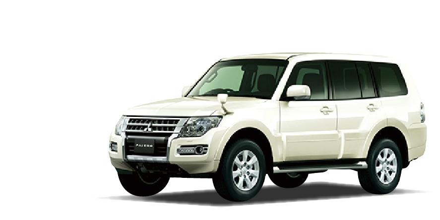 三菱 パジェロ(新車)の詳細情報