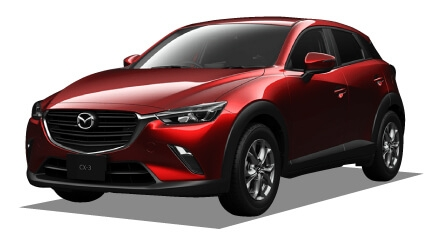 マツダ CX-3(新車)の詳細情報