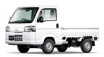 ホンダ アクティトラック(新車)の詳細情報