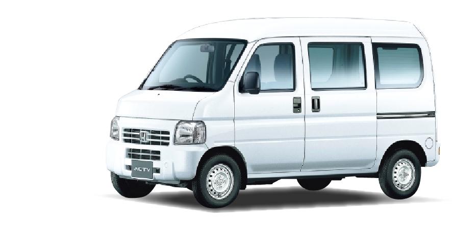 ホンダ アクティバン(新車)の詳細情報