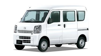 マツダ スクラムバン(新車)の詳細情報