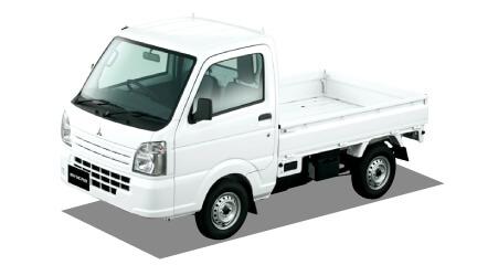 三菱 ミニキャブトラック(新車)の詳細情報