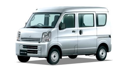三菱 ミニキャブバン(新車)の詳細情報