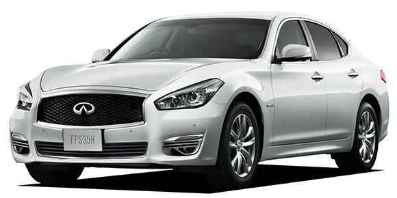 日産 フーガハイブリッド(新車)の詳細情報