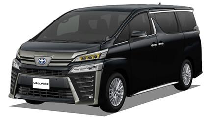 トヨタ ヴェルファイアハイブリッド(新車)の詳細情報