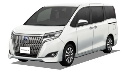 トヨタ エスクァイアハイブリッド(新車)の詳細情報