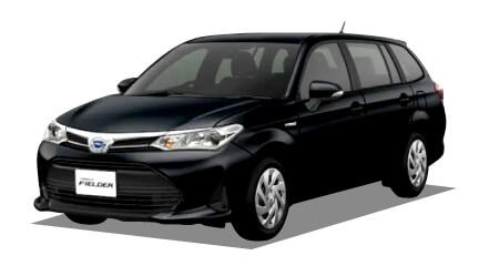 トヨタ カローラフィールダーHV(新車)の詳細情報