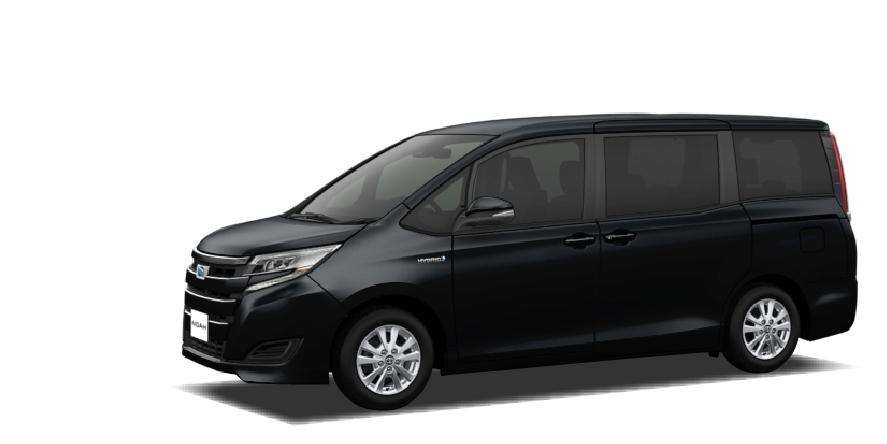 トヨタ ノアハイブリッド(新車)の詳細情報