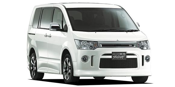 三菱 デリカD5 ROADEST(新車)の詳細情報