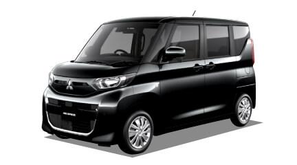 三菱 ekスペース(新車)の詳細情報