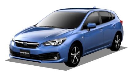 スバル インプレッサスポーツ(新車)の詳細情報