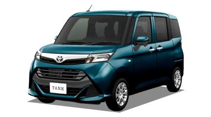 トヨタ タンク(新車)の詳細情報
