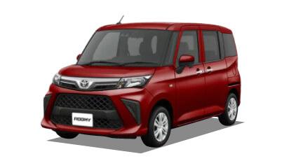 トヨタ ルーミー(新車)の詳細情報