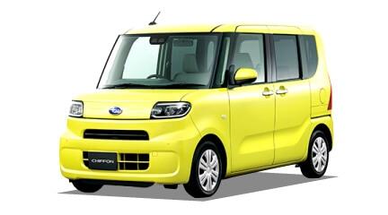 スバル シフォン(新車)の詳細情報
