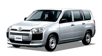 トヨタ サクシードバン(新車)の詳細情報