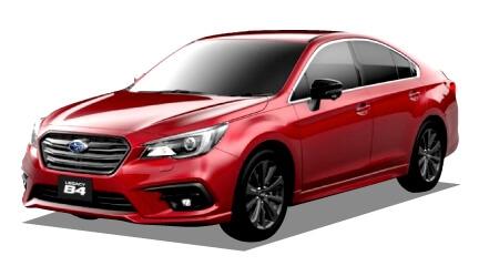 スバル レガシィB4(新車)の詳細情報