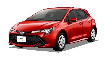 トヨタ カローラスポーツ(新車)の詳細情報
