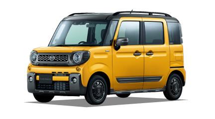 マツダ フレアワゴンタフスタイル(新車)の詳細情報