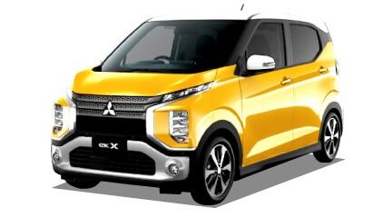 三菱 ekクロス(新車)の詳細情報