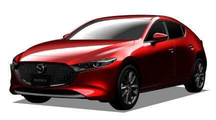 マツダ MAZDA3 SEDAN(新車)の詳細情報