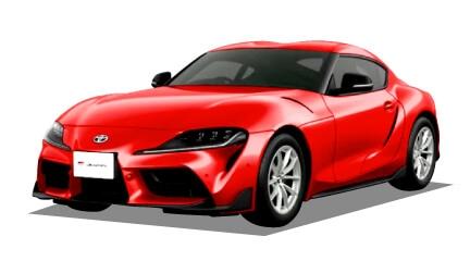 トヨタ スープラ(新車)の詳細情報