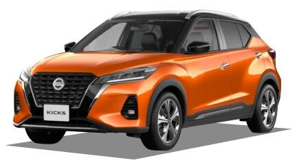 日産 キックス(新車)の詳細情報