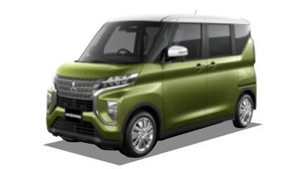 三菱 ekクロススペース(新車)の詳細情報