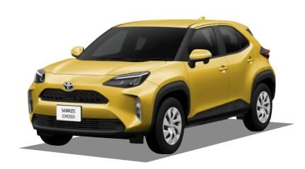 トヨタ ヤリスクロス(新車)の詳細情報