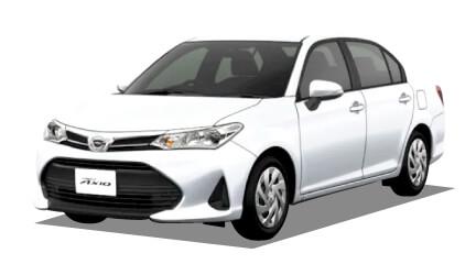 トヨタ カローラアクシオ(新車)の詳細情報