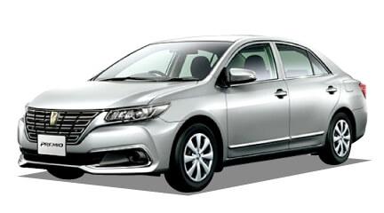 トヨタ プレミオ(新車)の詳細情報