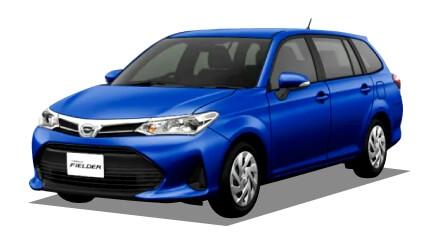 トヨタ カローラフィールダー(新車)の詳細情報