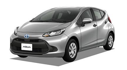 トヨタ アクア(新車)の詳細情報