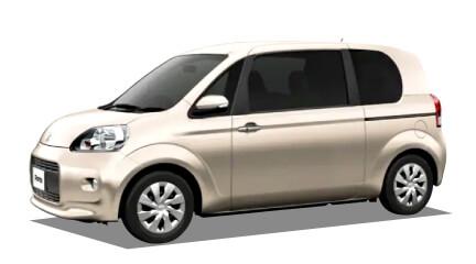 トヨタ ポルテ(新車)の詳細情報