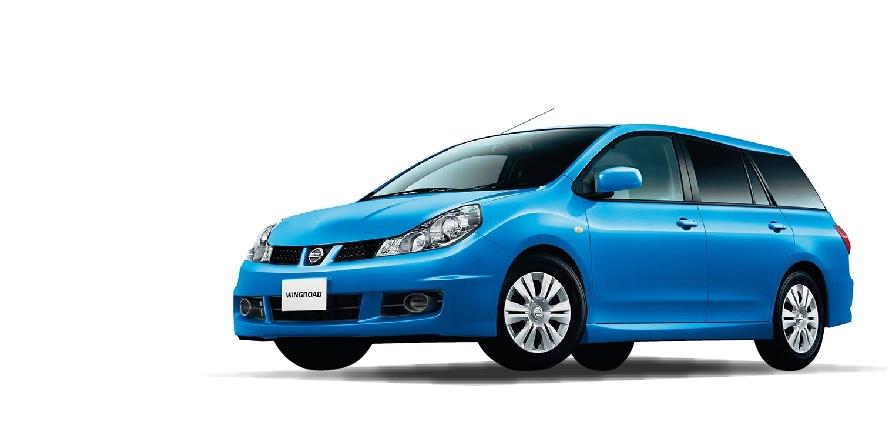 日産 ウイングロード(新車)の詳細情報