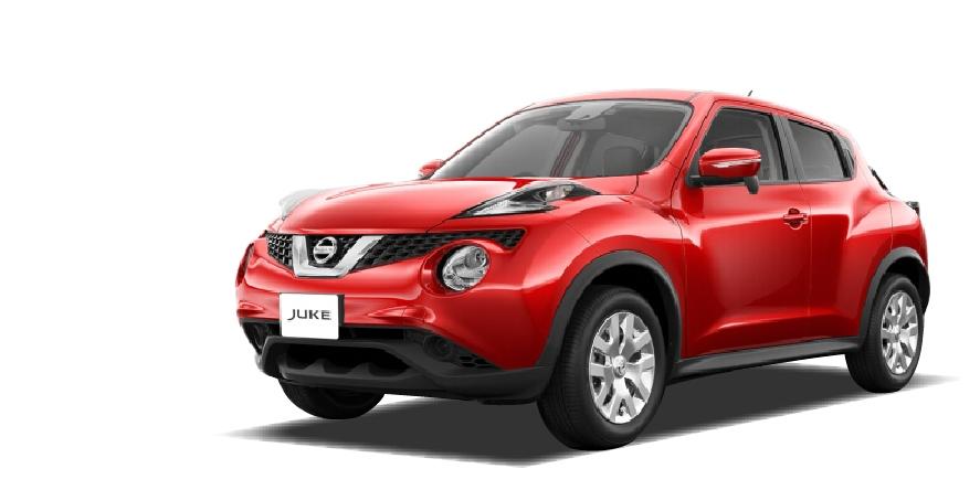 日産 ジューク(新車)の詳細情報