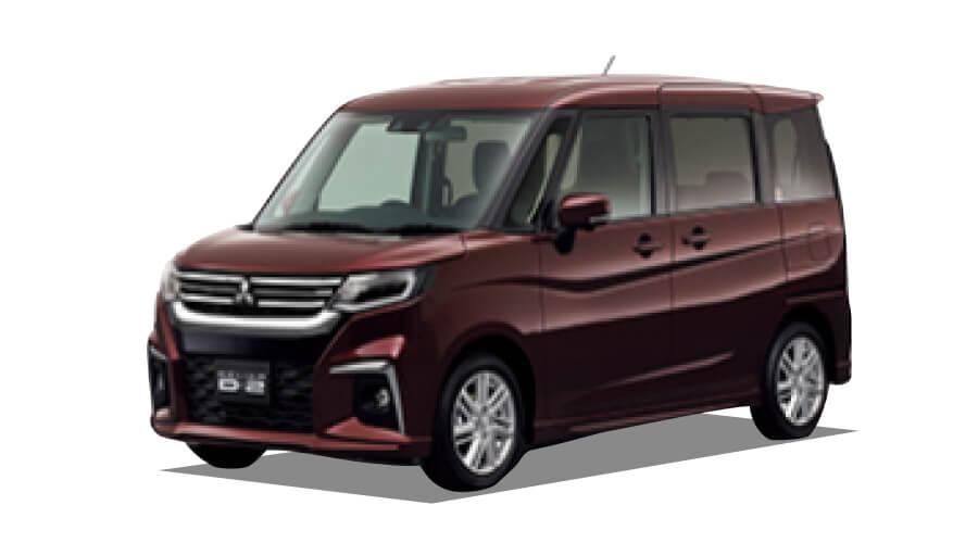 三菱 デリカD2(新車)の詳細情報