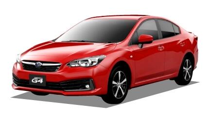 スバル インプレッサG4(新車)の詳細情報