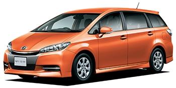 トヨタ ウィッシュ(新車)の詳細情報