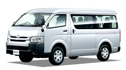 トヨタ ハイエースワゴン(新車)の詳細情報